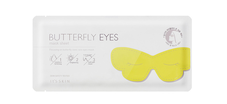 Патчі під очі It's Skin Butterfly Eyes Mask Sheet