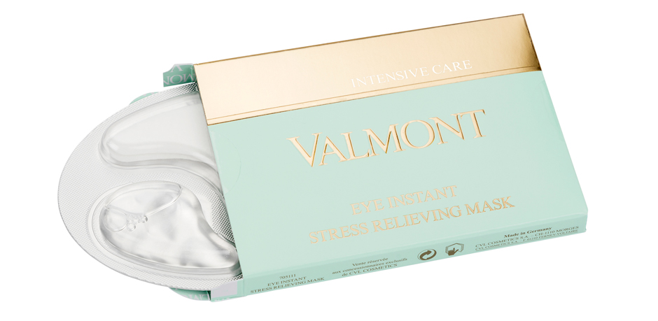 Патчі під очі Valmont Eye Instant Stress Relieving Mask