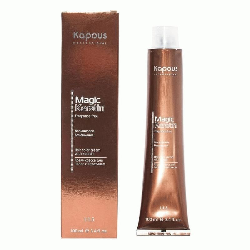 Фарба для брів Kapous Magic Keratin
