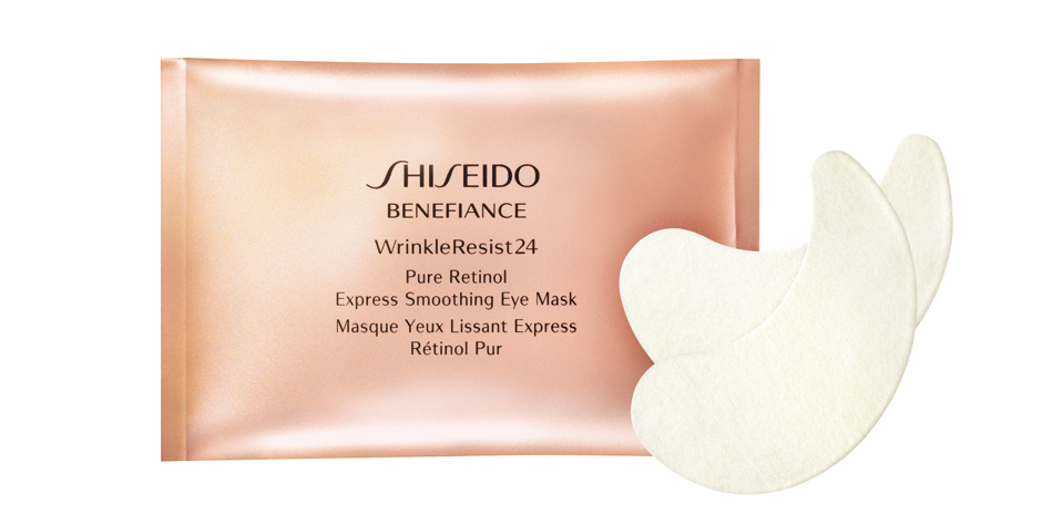 Патчі під очі Shiseido Benefiance WrinkleResist24